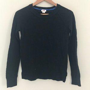 Merona black sweater - Small